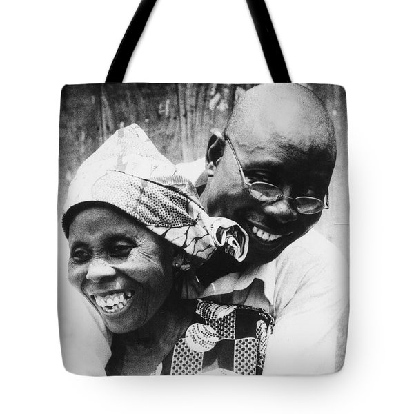 Mother Son Reunion Tote Bag