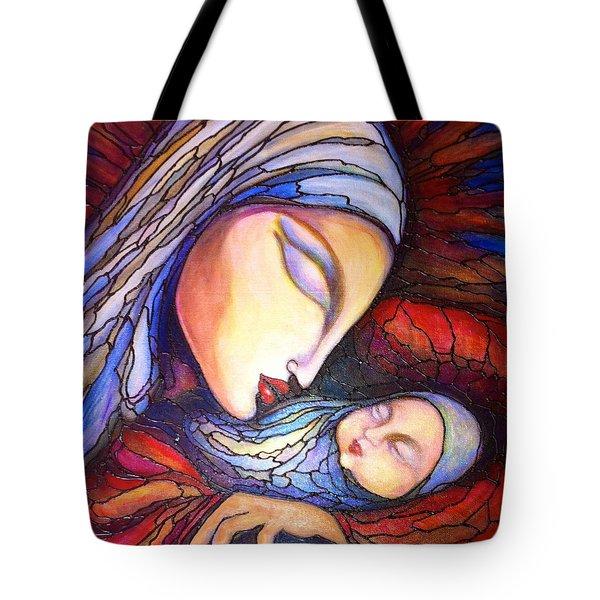 Motherhood Tote Bag
