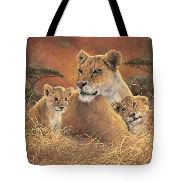 Motherly Tote Bag