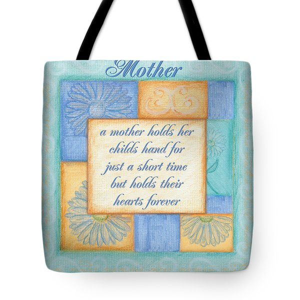 Mother's Day Spa Card Tote Bag