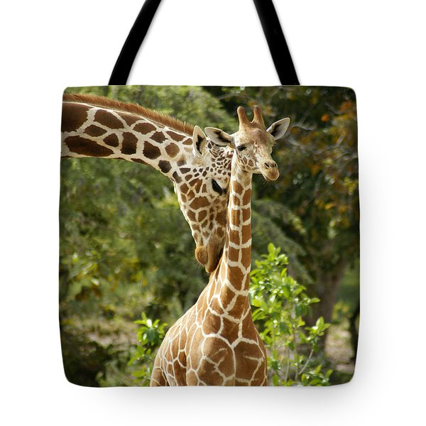Mothers' Love Tote Bag by Swank Photography
