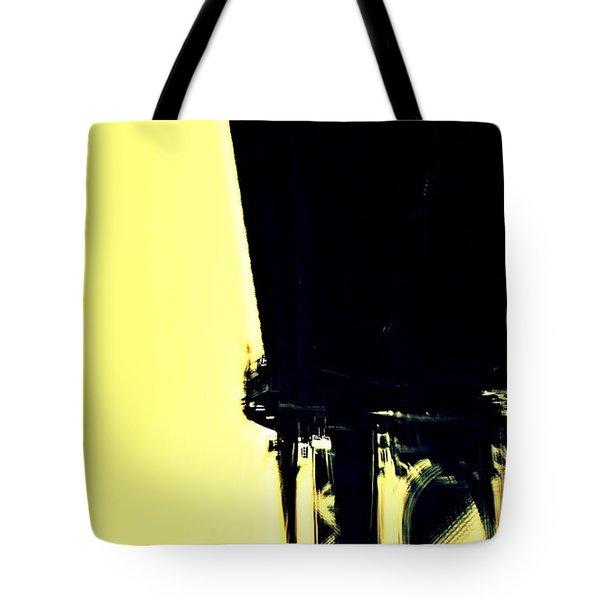 Motion Blur 2 Tote Bag