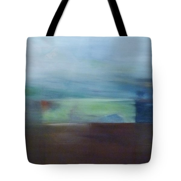 Motion Window Tote Bag