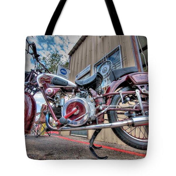Moto Guzzi Classic Tote Bag