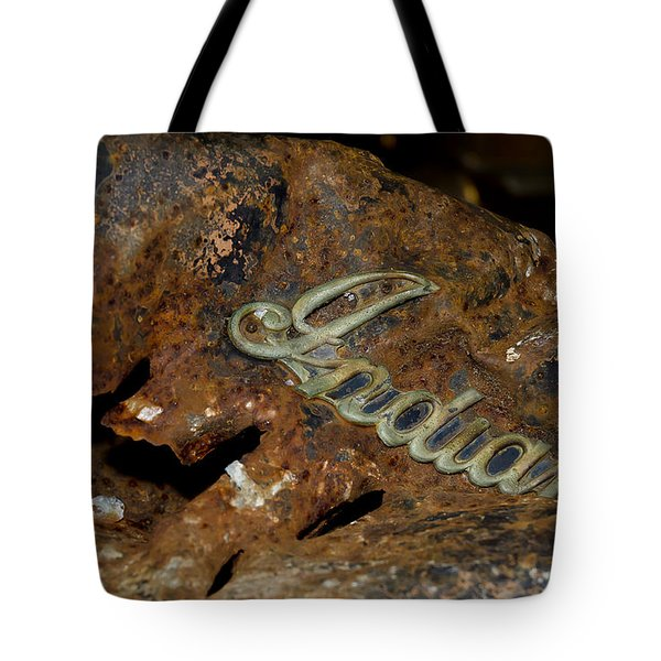 Motorcycle Axe Murderer Tote Bag by Wilma  Birdwell