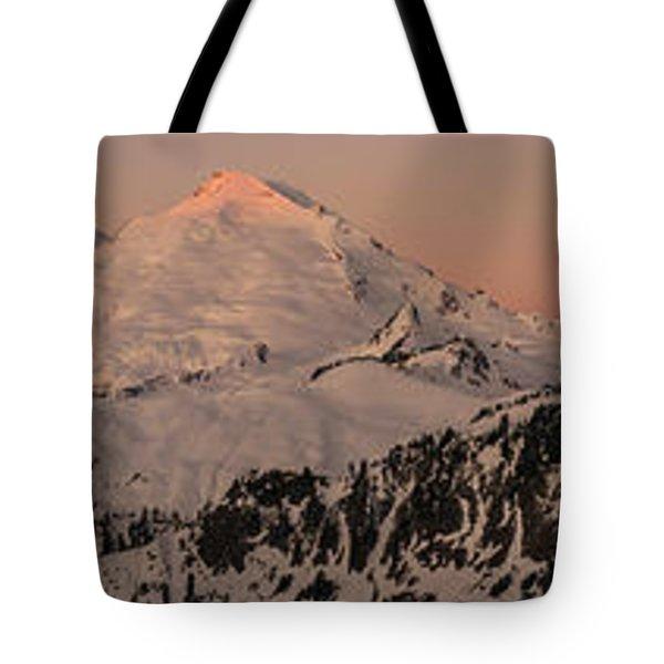 Mount Baker Majestic Tote Bag