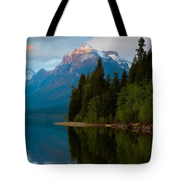Mount Cannon Tote Bag