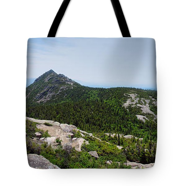Mount Chocorua From The Sisters Tote Bag