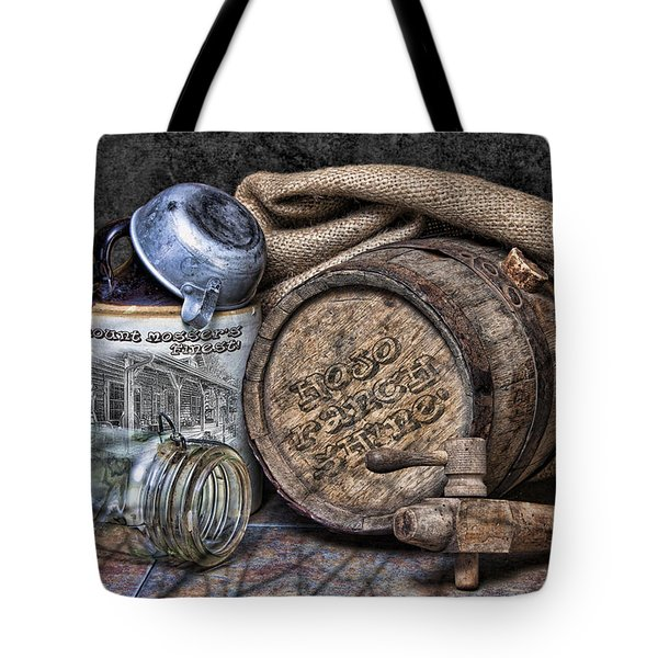Mount Mossers Finest Tote Bag