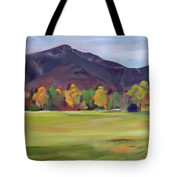 Mount Osceola New Hampshire Tote Bag
