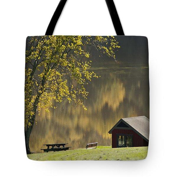 Mount Pisgah Tote Bag