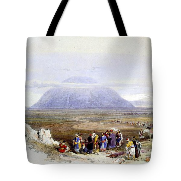 Mount Tabor Tote Bag