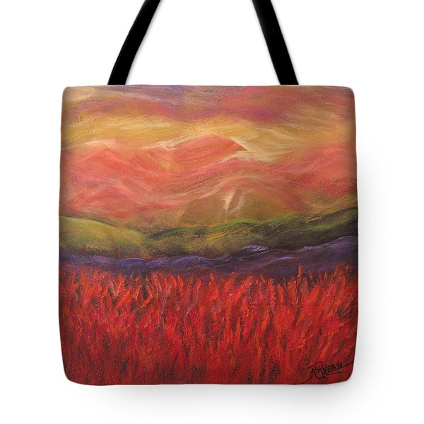 Mountain Dreams Tote Bag