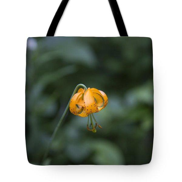 Mountain Flower Tote Bag