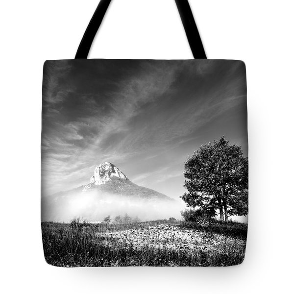 Mountain Zir Tote Bag