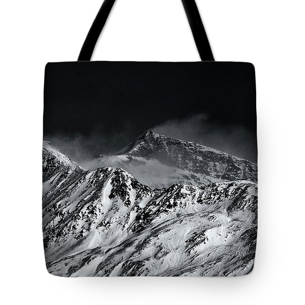 Mountainscape N. 5 Tote Bag