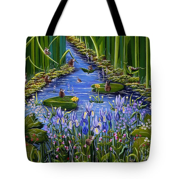 Mouse Pad Tote Bag