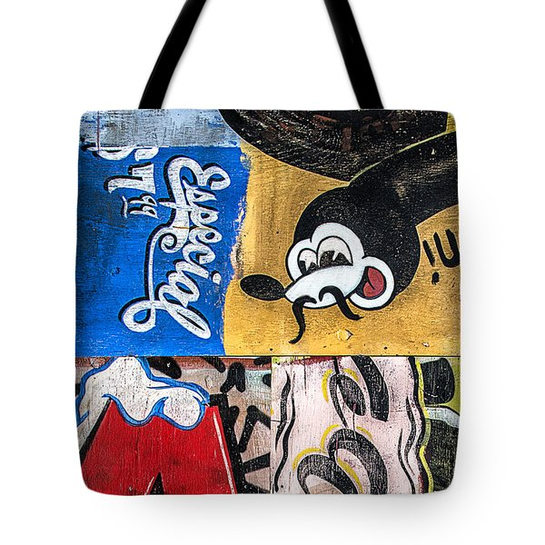 Moustache Especial Tote Bag