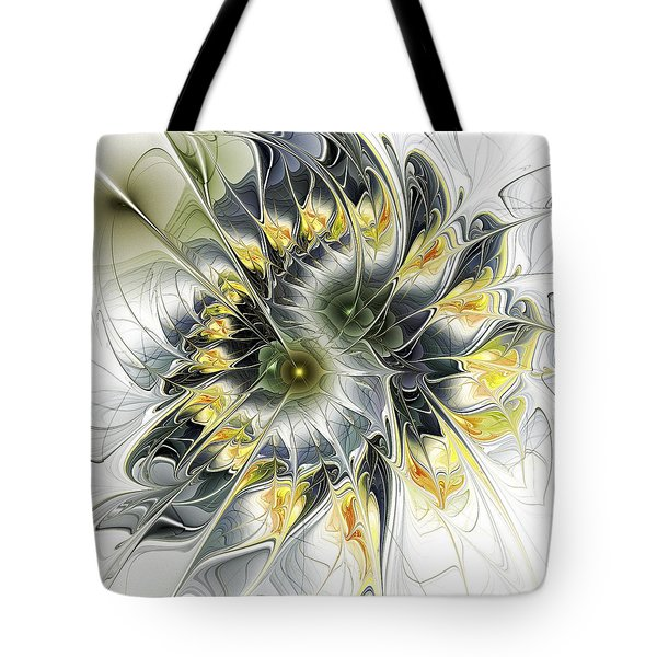 Movement Tote Bag by Anastasiya Malakhova