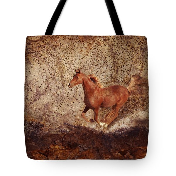 Movin' On Tote Bag