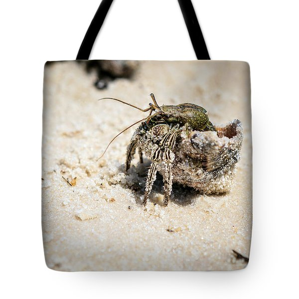 Moving Day Tote Bag by Sennie Pierson