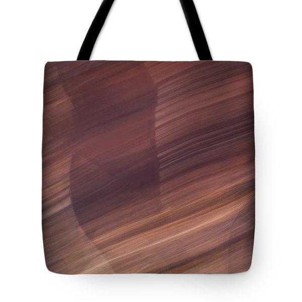 Moving Through Light Tote Bag