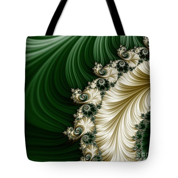 Mozart's Feathers Tote Bag by Mary Machare