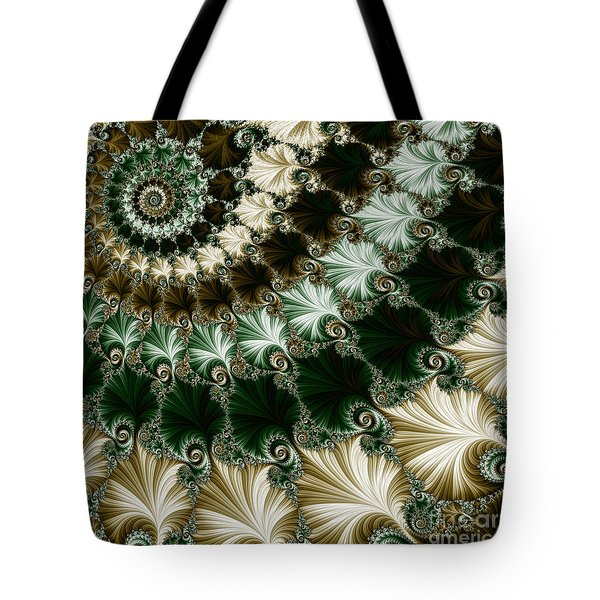 Mozart's Rhythm Tote Bag
