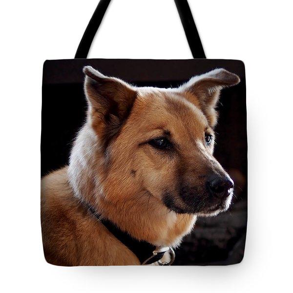 Mr. Charlie Tote Bag