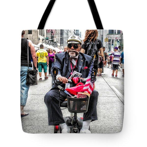 Mr. Mobile Tote Bag