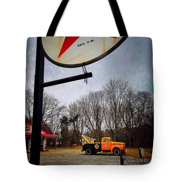 Mr. Towed's Magical Ride Tote Bag