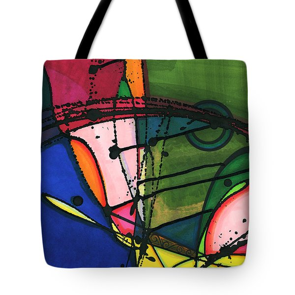 Mr.g Torso Tote Bag