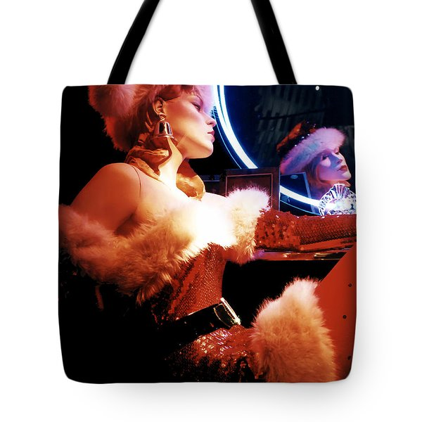 Mrs. Claus Tote Bag