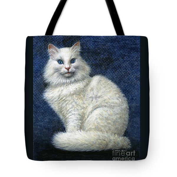 Mrs. Moon Tote Bag by Jane Bucci