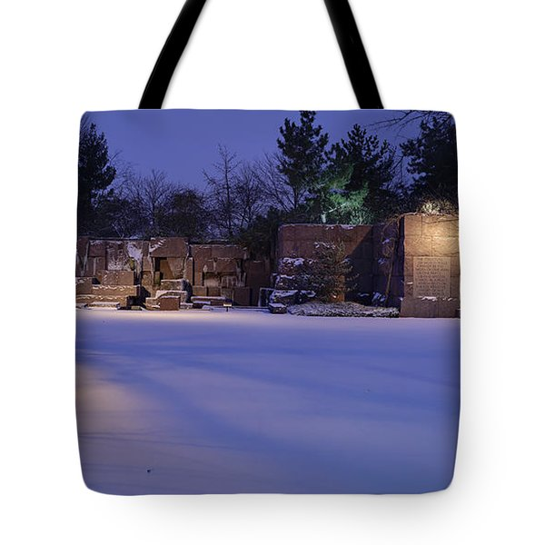 Mrs. Roosevelt Tote Bag