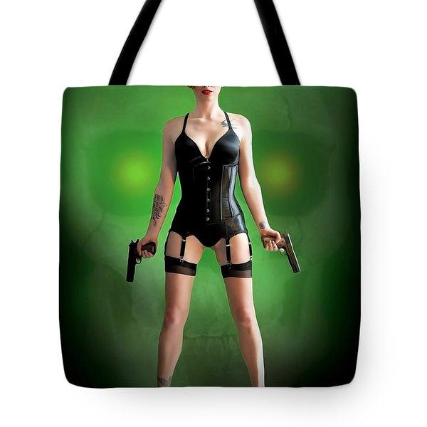 Ms 45cal Tote Bag