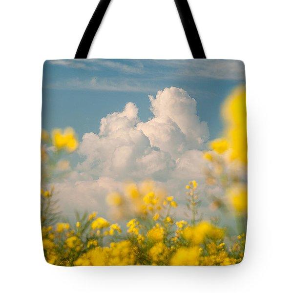 Mt Cloud Tote Bag