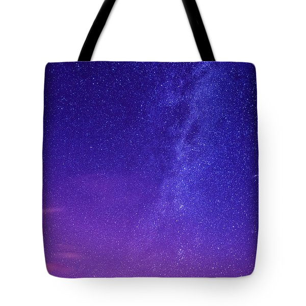 Mt. Hood Milky Way 01 Tote Bag