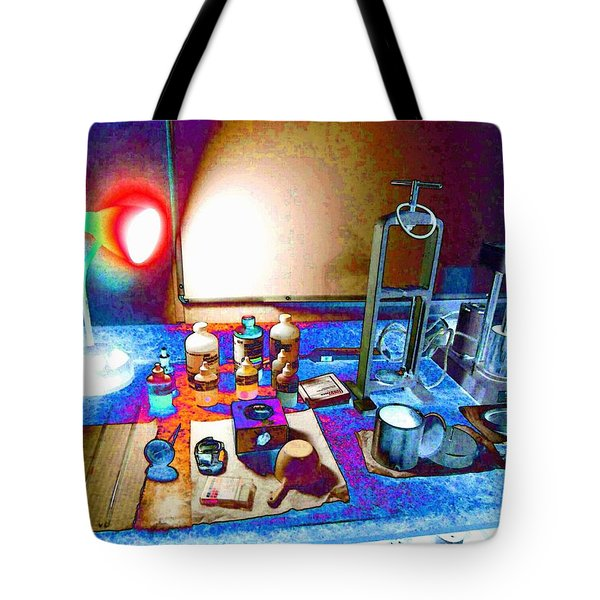 Mud Engineer Tote Bag