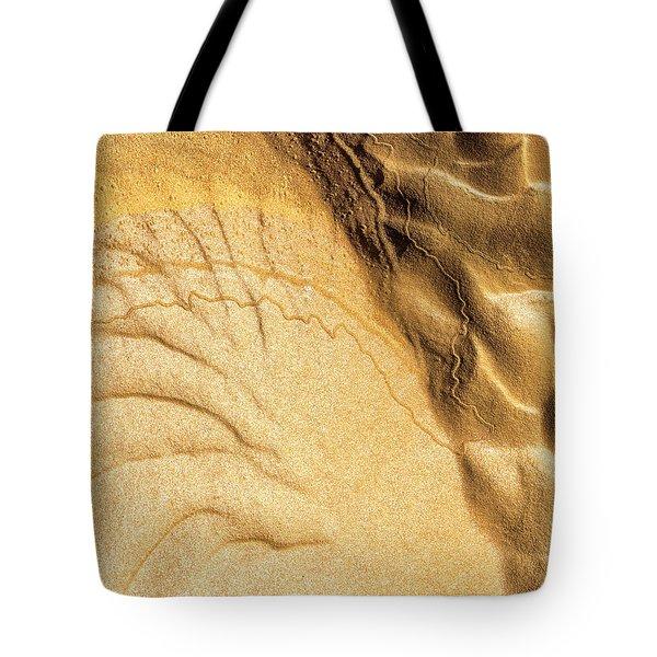 Mud Flare Tote Bag