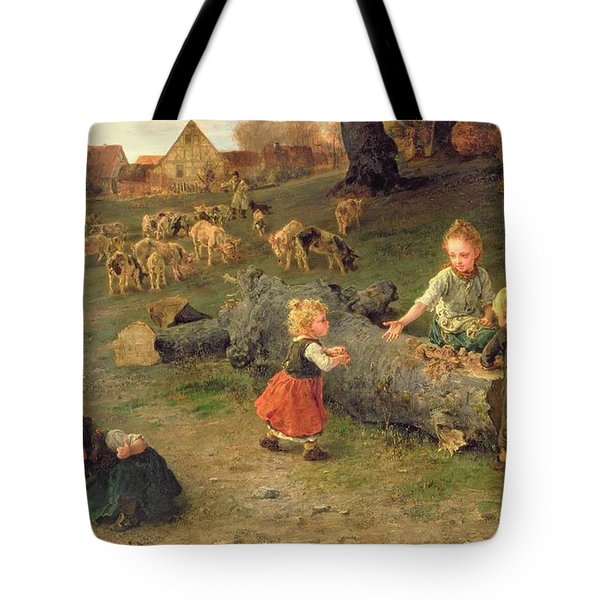 Mud Pies Tote Bag