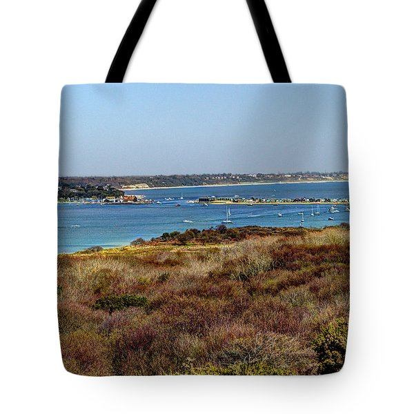 Mudeford Harbour Tote Bag