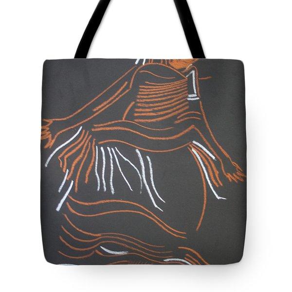 Muganda Lady - Uganda Tote Bag