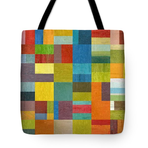 Multiple Exposures Lll Tote Bag