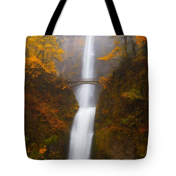Multnomah Morning Tote Bag
