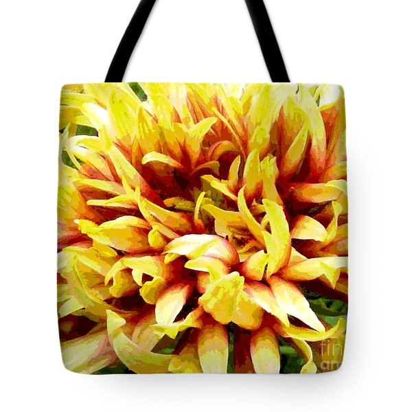 Mum 3 Tote Bag by Sally Simon