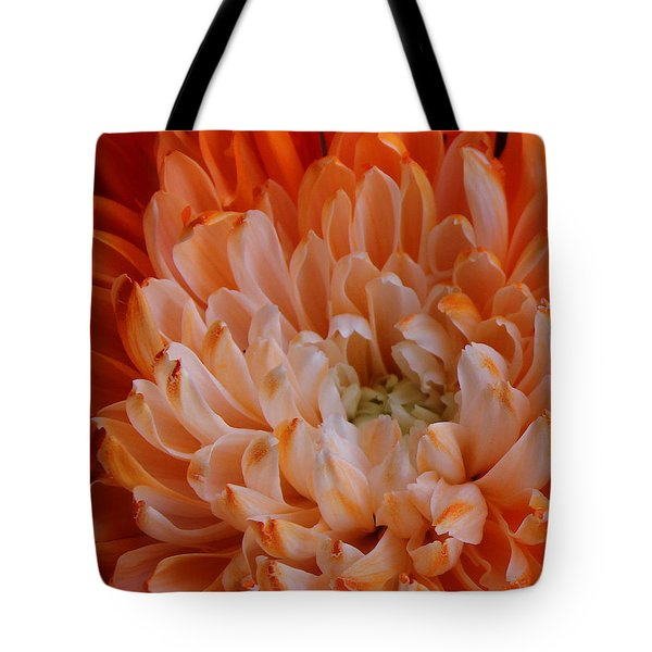 Mum On Fire Tote Bag
