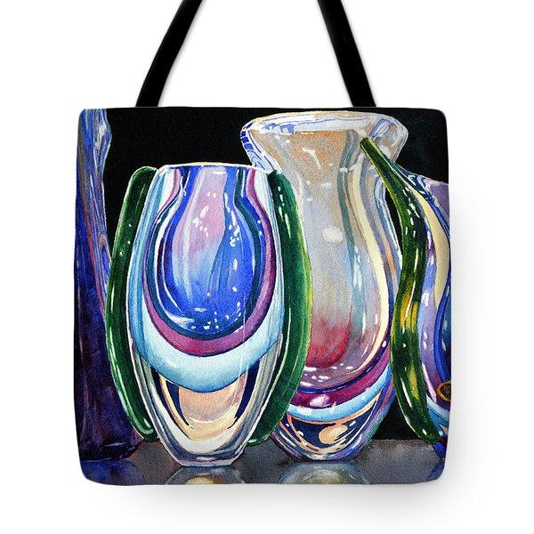 Murano Crystal Tote Bag