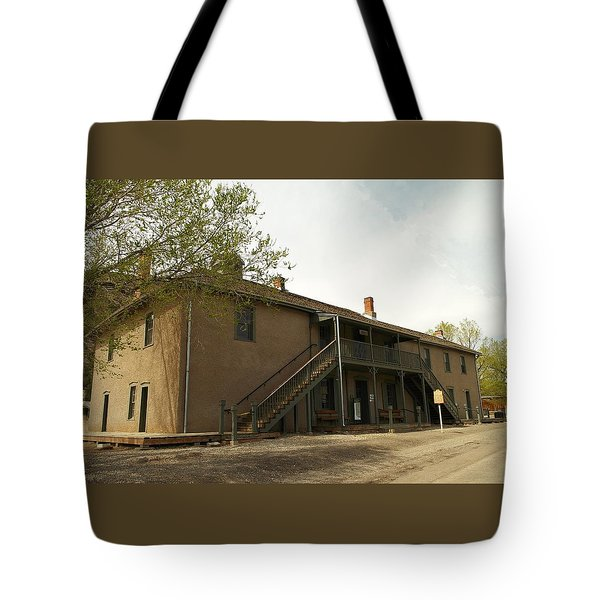 Murphy Store Lincoln City New Mexico   Tote Bag by Jeff Swan