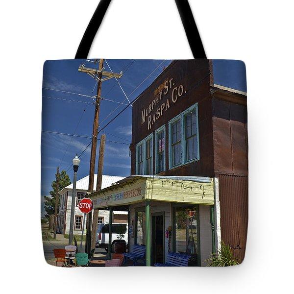 Murphy Street Raspa Tote Bag